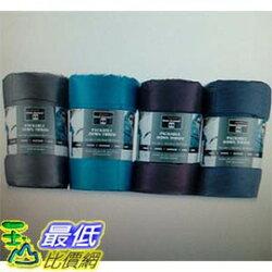 [COSCO代購 如果售完謹致歉意] Blue Ridge 多功能 羽絨隨意毯 152 x 177 公分 (四種顏色可供選擇) _W638823