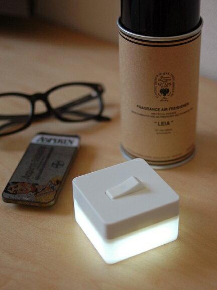 this-this|kikkerland 創意造型 無線LED燈