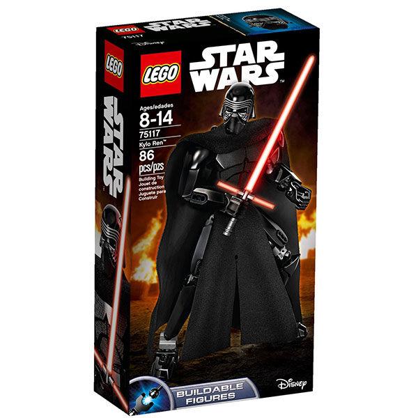 【LEGO 樂高積木】星際大戰系列 - Kylo Ren LT-75117
