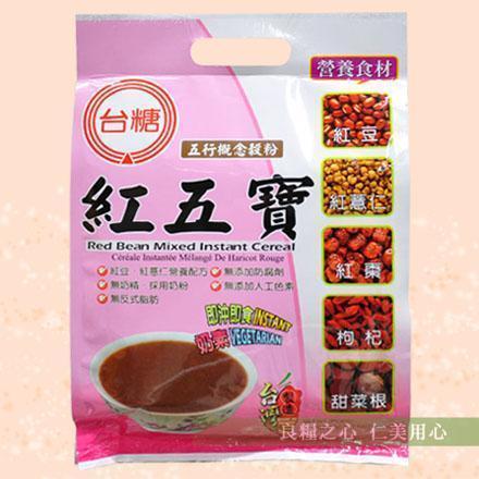 台糖 紅五寶量販包(15包/袋)