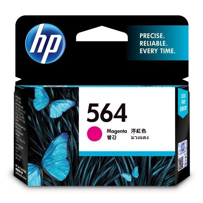 【OKIN】HP 原廠紅色墨水匣 CB319WA 564號 噴墨印表機