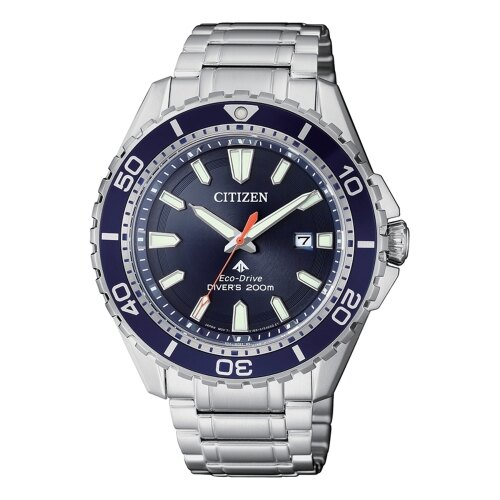 CITIZEN 星辰PROMASTER 深海潛水 流線腕錶  200米  BN0191-8