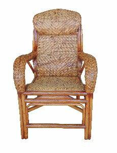 【MSL】皇家尊爵雙護腰藤椅 0