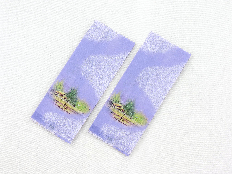 [小棉袋]水果酥棉袋紫色/100個