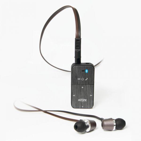 [NOVA成功3C]INTOPIC廣鼎 SP-HM-BT001 (黑色) 藍芽3.0音控盒  喔!看呢來