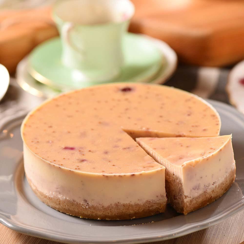 艾樂比【有機小紅莓重乳酪蛋糕】 蔓越莓 重乳酪 起士蛋糕 芝士 有機 小紅莓 aluvbe