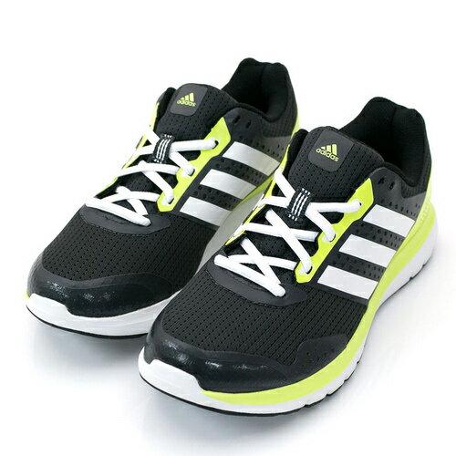 【adidas 】愛迪達 DURAMO\女慢跑鞋-S83237-黑 2