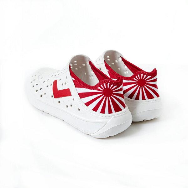 《2018新款》Shoestw【82U1SA7-】PONY Enjoy 洞洞鞋 水鞋 可踩跟 懶人拖 世足賽六國配色 男女都有【日本82U1SA71OW】【俄羅斯82U1SA72OW】【阿根廷82U1SA73OW】【英格蘭82U1SA74OW】【巴西82U1SA75OW】【德國82U1SA76BK】 1