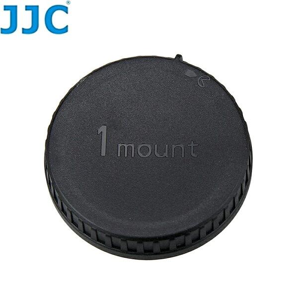 我愛買:我愛買#JJC副廠Nikon鏡頭後蓋1鏡頭後蓋適輕單眼1接環後蓋1-Mount後蓋,相容Nikon原廠鏡頭後蓋LF-N1000後蓋)Nikon後蓋rearcap