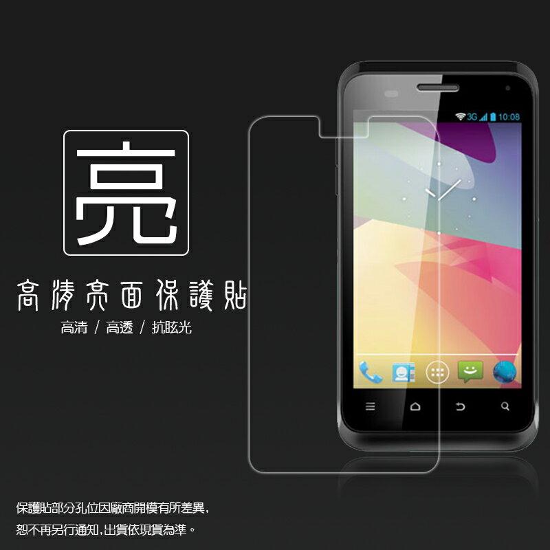 亮面螢幕保護貼 台灣大哥大 TWM Amazing A4 保護貼