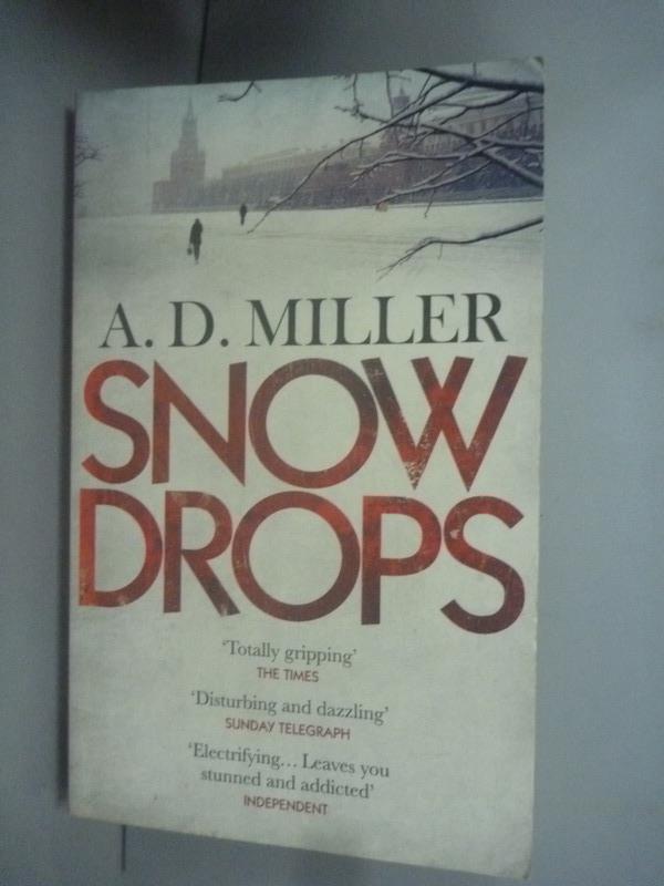 ~書寶 書T6/原文小說_HIM~Snowdrops_Andrew Miller