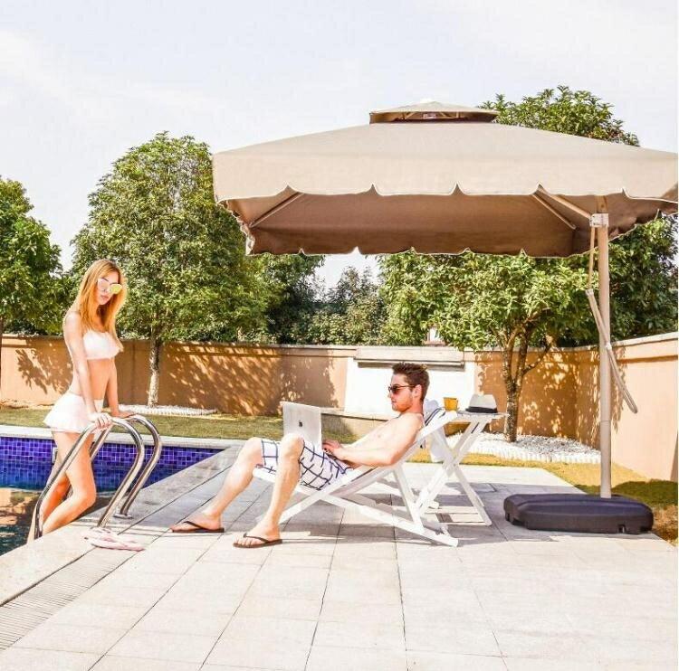 xcs 戶外遮陽傘庭院傘太陽傘沙灘傘折疊大型傘廣告傘