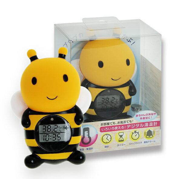 AKACHAN阿卡將 電子水溫計-蜜蜂