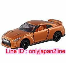 【真愛日本】16112200009TOMY小車-日本限定NISSAN GT-R紅    TOMY多美小汽車 玩具 小車 正品 限量