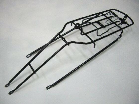後貨架-26吋雙避震車專用後貨架( 附長螺絲及反光片)《意生自行車》