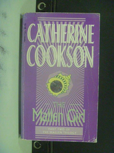 【書寶二手書T5/原文小說_KNS】The Mallen Girl_Cookson, Catherine