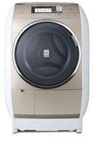 HITACHI 日立 SFBD3900TR(右開) 蒸氣風熨斗滾筒式洗脫烘洗衣機 (13kg,香檳金)【零利率】