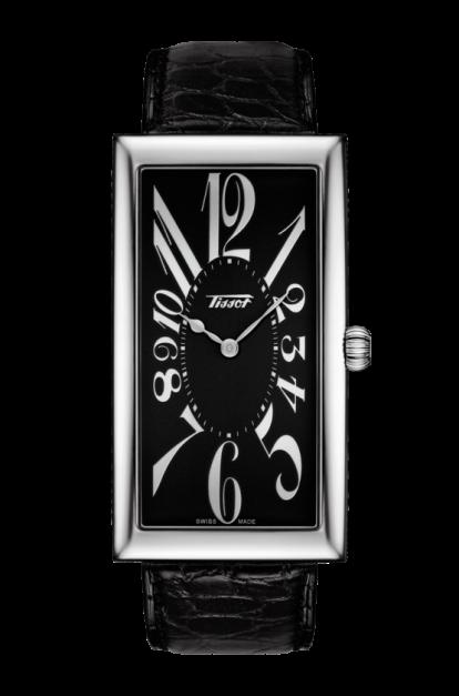 TISSOT 天梭錶 Heritage Banana 100週年紀念錶T1175091605200/13 x 15.15mm