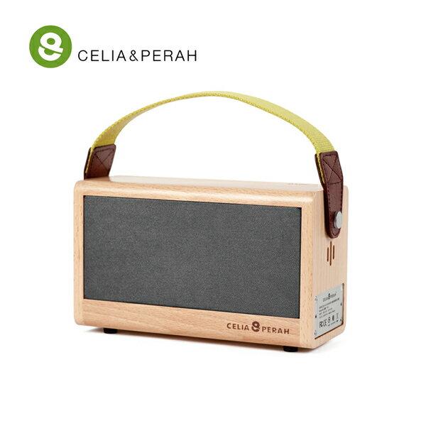 CELIA&PERAHP3II無線高傳真實木音響藍芽喇叭5217SHOPPING