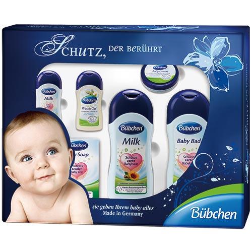 『121婦嬰用品館』貝恩 全家微笑護膚禮盒