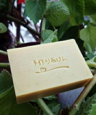 草本左手香潤膚皂