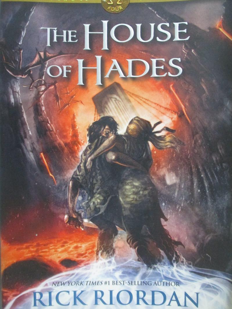 ~書寶 書T1/原文小說_NDC~The Heroes of Olympus Book F