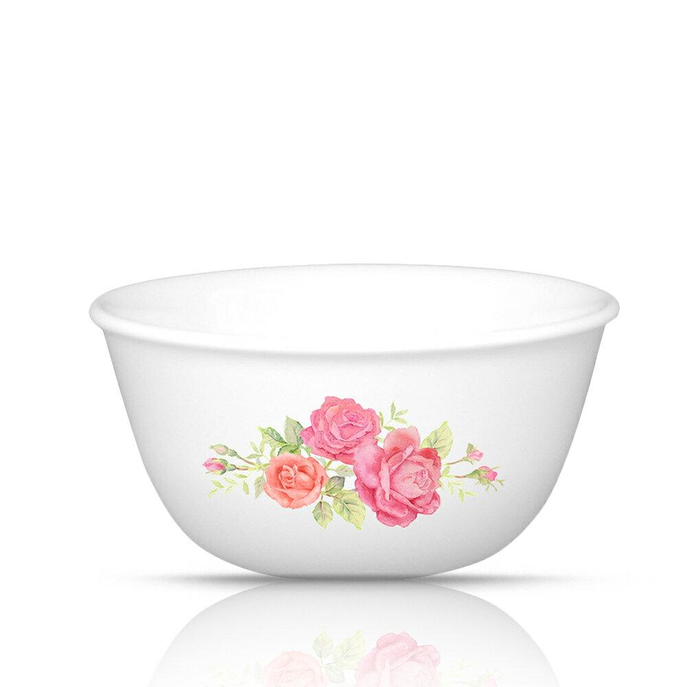 【美國康寧 CORELLE】薔薇之戀325ml飯碗