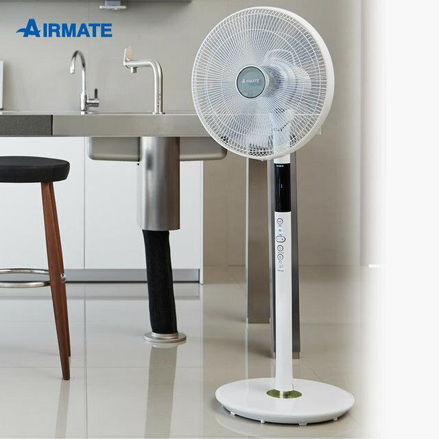 【AIRMATE 艾美特】八字擺頭16吋節能遙控立地電扇(FS4063DR)