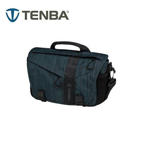◎相機專家◎TenbaMessengerDNA8特使肩背包攝影側背包鈷藍638-423公司貨