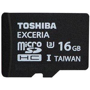 *╯新風尚潮流╭* TOSHIBA 16G 16GB Micro-SDHC UHS-I U3 C10記憶卡 SD-C016G