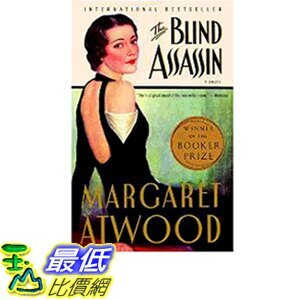 2019 美國得獎書籍 The Blind Assassin: A Novel