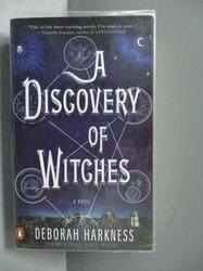 【書寶二手書T9/原文小說_OGW】A Discovery of Witches_Deborah Harkness
