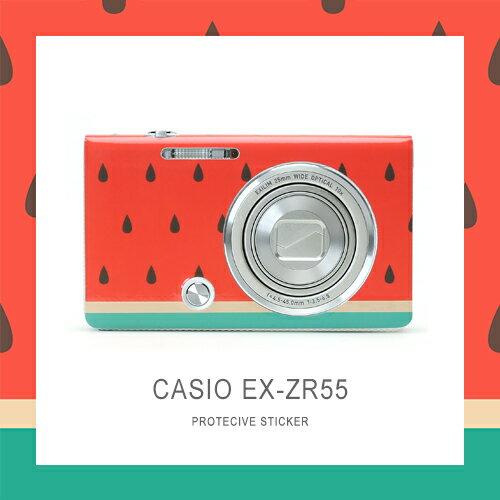 ★買貼膜再送手指環★只要評價★shine away CASIO ZR55 ZR65 貼膜 3M機身貼 貼紙 包膜 保護 2