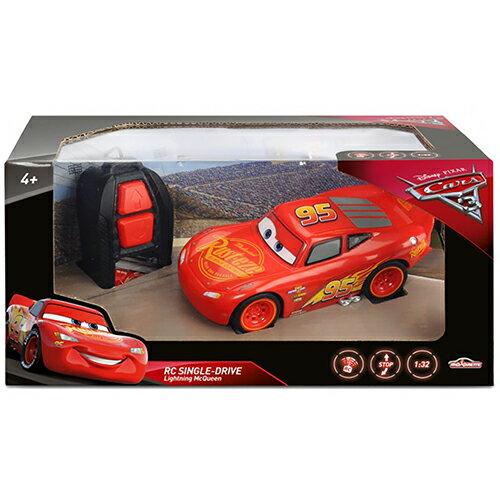 《 汽車總動員 Cars 》基礎版遙控閃電麥坤
