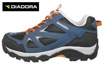 【巷子屋】義大利國寶鞋-DIADORA迪亞多納 男款防潑水寬楦戶外運動鞋 [3716] 藍 超值價$1024+免運