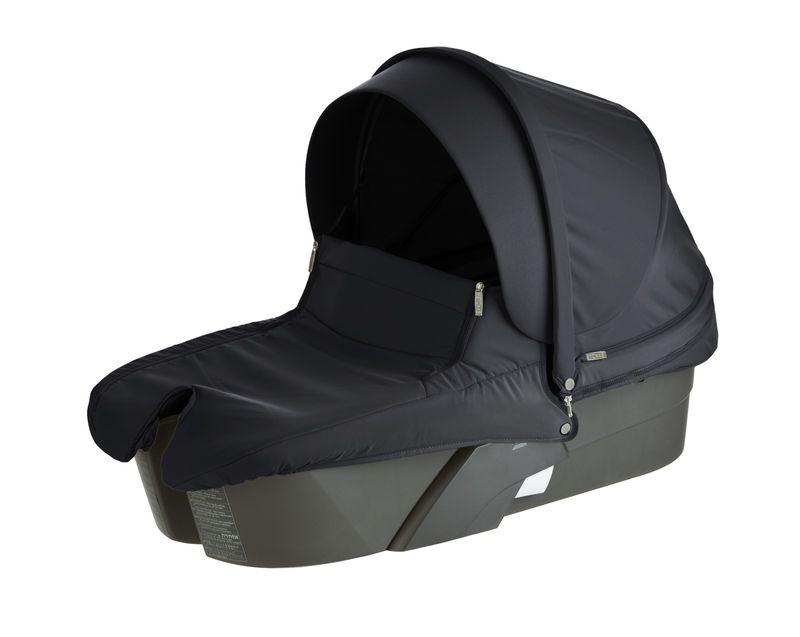 挪威【Stokke】Xplory 經典手推車配件硬殼睡箱-7色 6