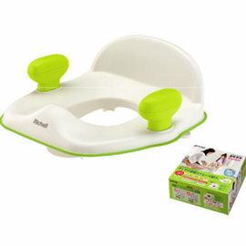 Richell利其爾 - Pottis 椅子型便器輔助便座 (白)