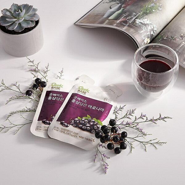 【正官庄】高麗蔘野櫻莓飲50ml 零添加 真材實料 好口感 高品質原裝進口 4 / 10左右出貨 6