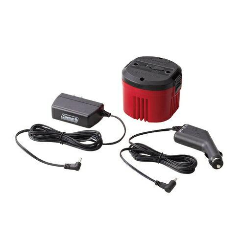 【露營趣】中和 美國 Coleman CPX6 充電池組 充電電池組合 CM-0322J