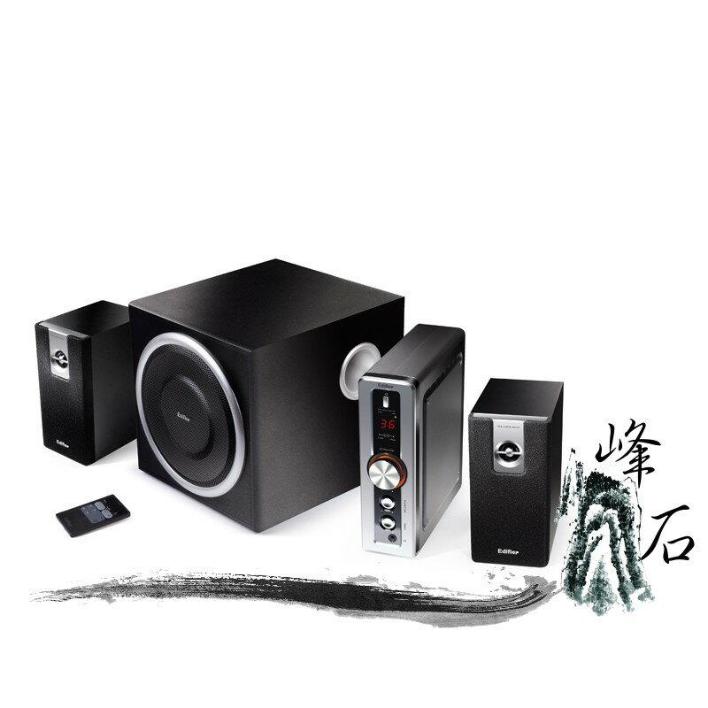 樂天限時優惠!Edifier C2 三件式 2.1聲道 木箱喇叭 喇叭 C2x C3 C2XD