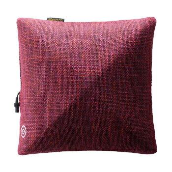 Lourdes日式溫熱揉捏按摩抱枕(玫瑰紅)188RP【禮物推薦】 0