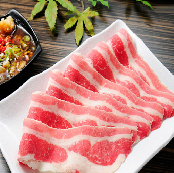 【四季肉舖】美國 特級Choice 培根牛肉片 200g/包