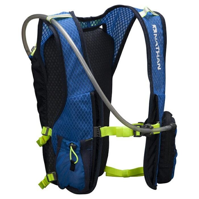 Grit戰鬥水袋背包(2L)藍-NA5034NEBY 3