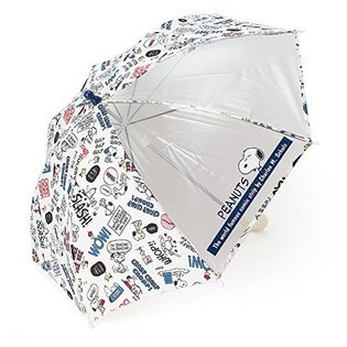 X射線【C894156】史努比snoopy 雨傘(藍),雨傘/雨具/晴雨兩用/自動收納傘/自動開合傘/高防曬UV傘/