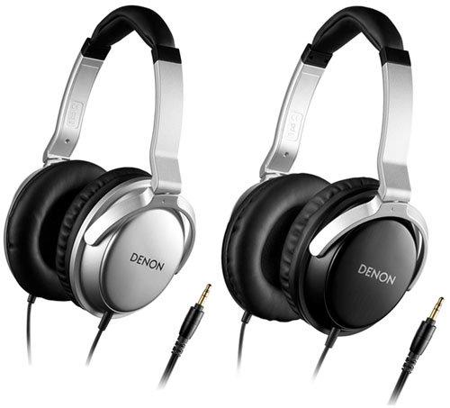 {音悅音響MUSIC HI-FI}天龍 DENON AH-D510 耳罩式耳機 銀黑兩色 公司貨 展示中-銀色