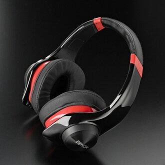 {音悅音響MUSIC HI-FI}天龍 DENON AH-D320 耳罩式耳機 公司貨 展示中 藍紅兩色