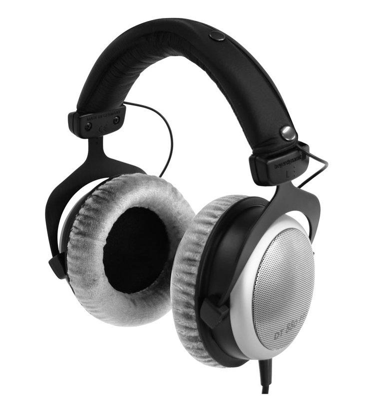{音悅音響MUSIC HI-FI}德國 Beyerdynamic 拜耳動力 DT880PRO 250 歐姆 耳罩式耳機 公司貨