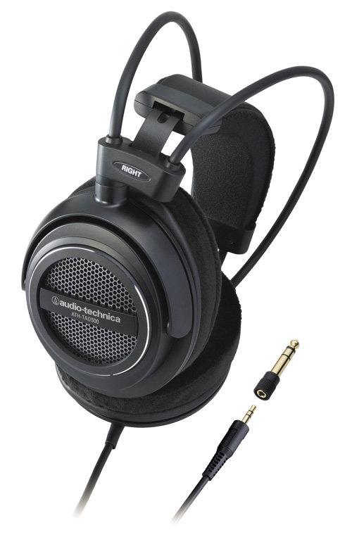 {音悅音響MUSIC HI-FI}日本鐵三角 audio-technica ATH-TAD500 耳罩式耳機