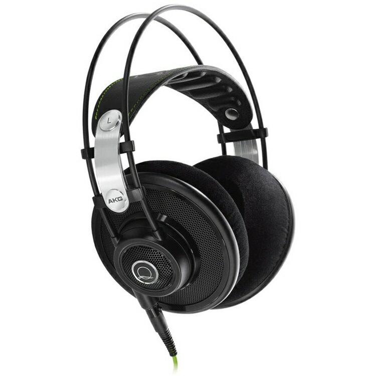 {音悅音響MUSIC HI-FI}奧地利 AKG Q701 耳罩式 耳機 昆西瓊斯 Quincy Jones Q 701 GR 綠色