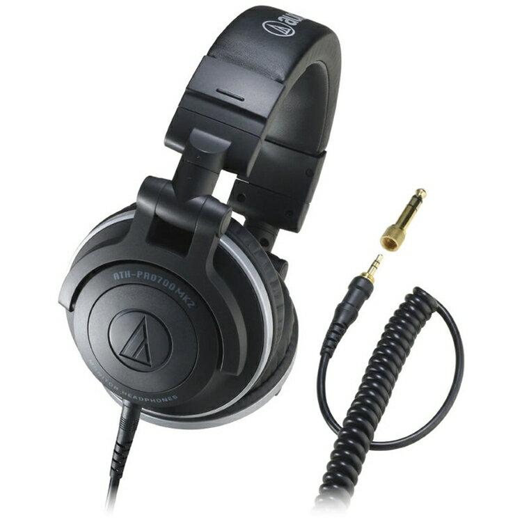 {音悅音響MUSIC HI-FI}日本鐵三角 Audio-Technica ATH PRO700 MK2 DJ 可翻轉 多角度 耳罩式 監聽 耳機 (新款 PRO700 ) 公司貨